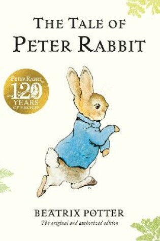 Cover of The Tale of Peter Rabbit Picture Book