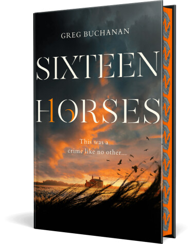 Cover of Sixteen Horses