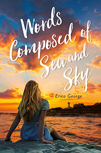 Book cover for Words Composed of Sea and Sky