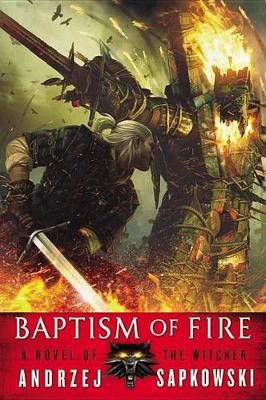 Cover of Baptism of Fire