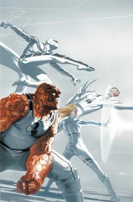 Book cover for Fantastic Four By Jonathan Hickman: The Complete Collection Vol. 3