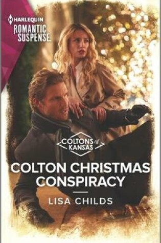 Cover of Colton Christmas Conspiracy