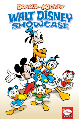 Cover of Donald and Mickey: The Walt Disney Showcase Collection