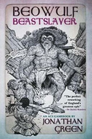 Cover of Beowulf Beastslayer