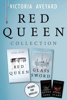 Cover of Red Queen Collection
