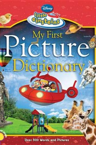 Cover of My First Picture Dictionary