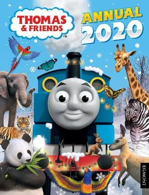 Cover of Thomas & Friends Annual 2020