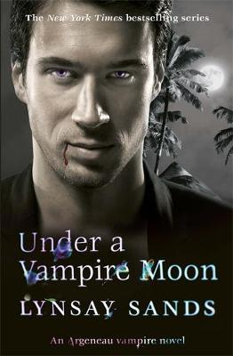 Cover of Under a Vampire Moon