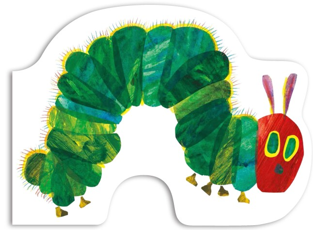 Cover of All About The Very Hungry Caterpillar