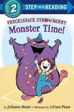 Cover of Freckleface Strawberry: Monster Time!