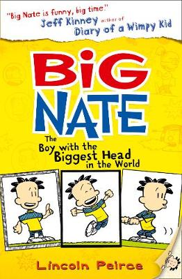Cover of The Boy with the Biggest Head in the World