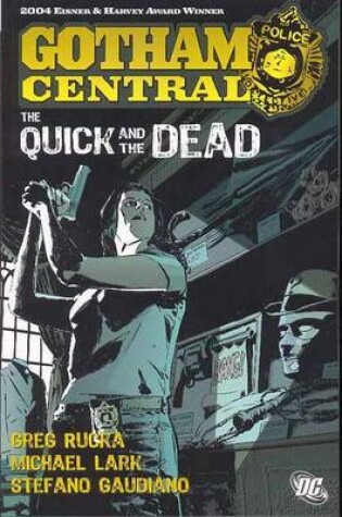 Cover of Gotham Central