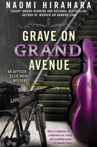 Cover of Grave on Grand Avenue