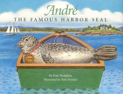 Cover of Andre the Famous Harbor Seal