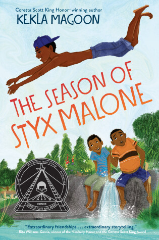 Cover of The Season of Styx Malone