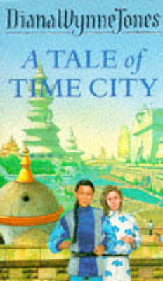 Cover of A Tale of Time City