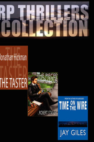 Cover of Rp Thrillers Collection (Rp Thrillers Collection Volume 1
