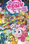 Book cover for Friendship is Magic Volume 10