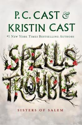 Book cover for Spells Trouble