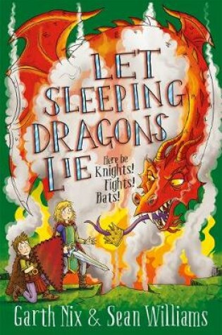 Cover of Let Sleeping Dragons Lie