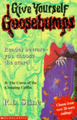 Cover of The Curse of the Creeping Coffin