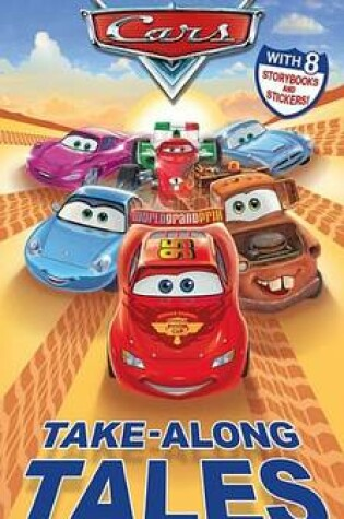Cover of Cars Take-Along Tales