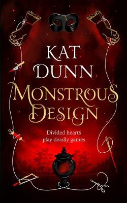 Book cover for Monstrous Design
