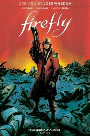 Cover of Firefly: The Unification War Vol. 2