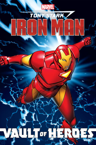 Cover of Marvel Vault of Heroes: Iron Man