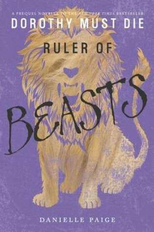 Cover of Ruler of Beasts