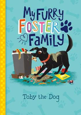 Book cover for Toby the Dog