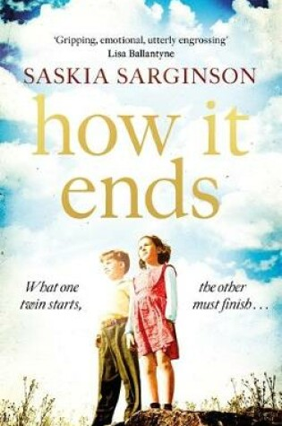 Cover of How It Ends