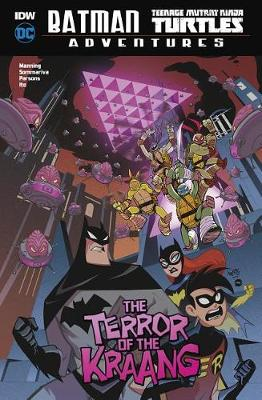 Cover of The Terror of the Kraang