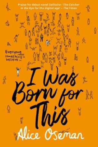 Cover of I Was Born for This