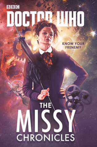 Cover of Doctor Who: The Missy Chronicles