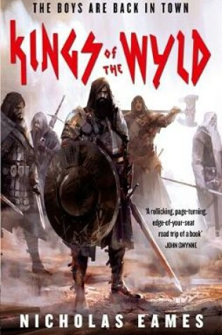 Cover of Kings of the Wyld
