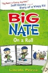 Book cover for Big Nate on a Roll