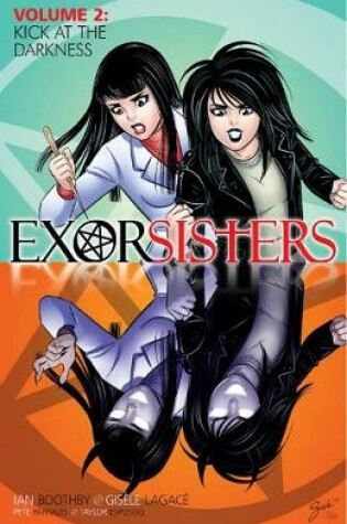 Cover of Exorsisters, Volume 2