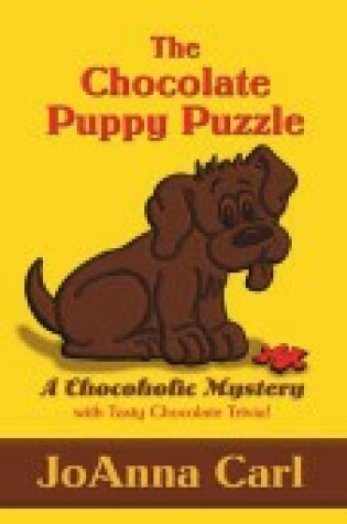 Cover of The Chocolate Puppy Puzzle