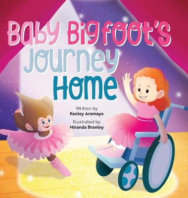 Cover of Baby Bigfoot's Journey Home