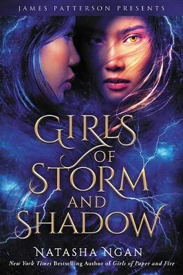 Book cover for Girls of Storm and Shadow