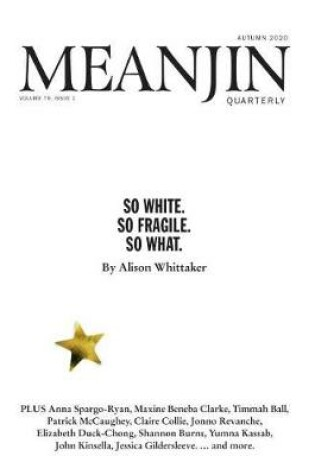 Cover of Meanjin Vol 79, No 1