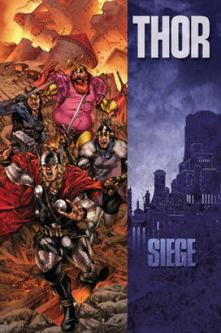 Cover of Siege: Thor