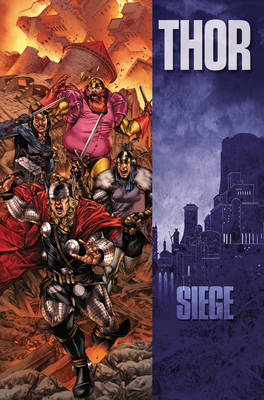 Book cover for Siege: Thor