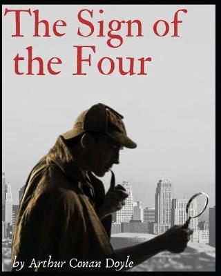 Cover of The Sign of the Four by Arthur Conan Doyle