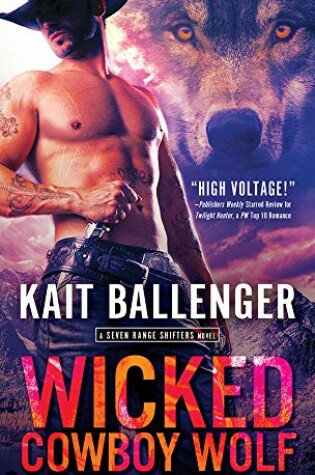 Cover of Wicked Cowboy Wolf