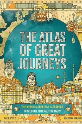Cover of The Atlas of Great Journeys
