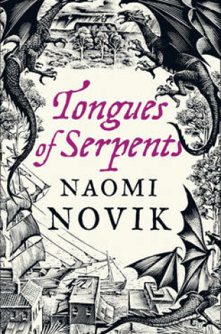 Cover of Tongues of Serpents