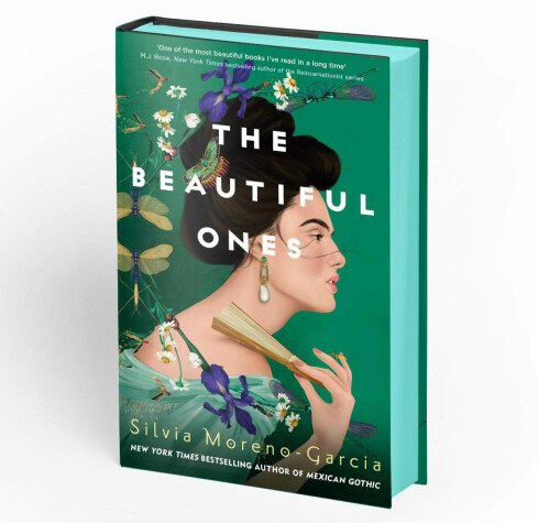 Book cover for The Beautiful Ones