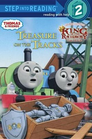 Cover of Treasure on the Tracks